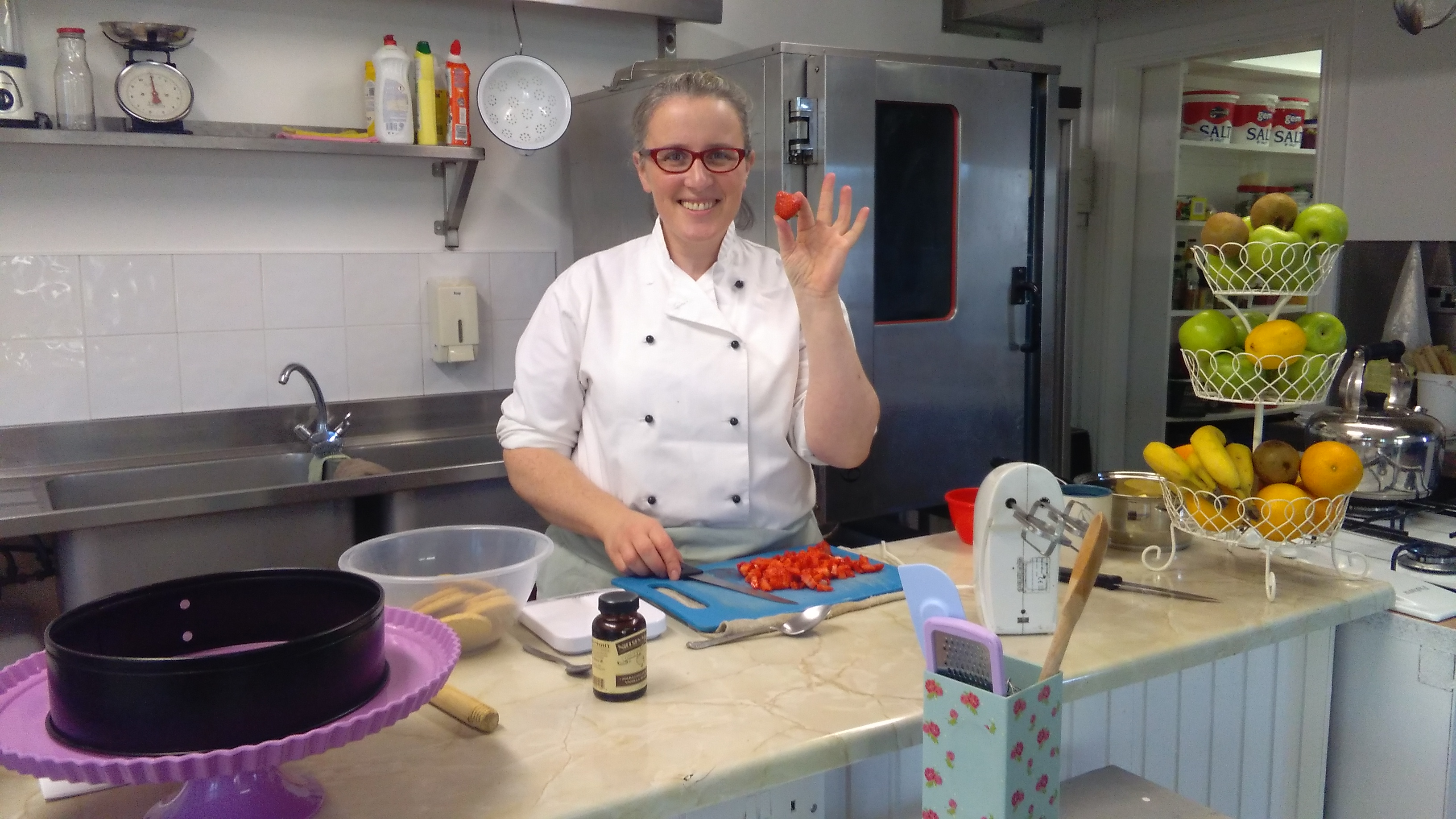 One To One Hands On or Demo & Dine Cookery Classes