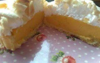 Lemon Meringue Pie Cloughan Farm & Cookery School